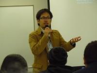 竹内謙礼先生、素晴らしい講義ありがとうございました